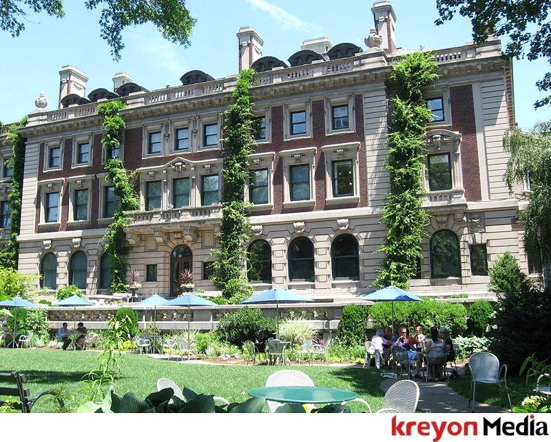 Andrew Carnegie House